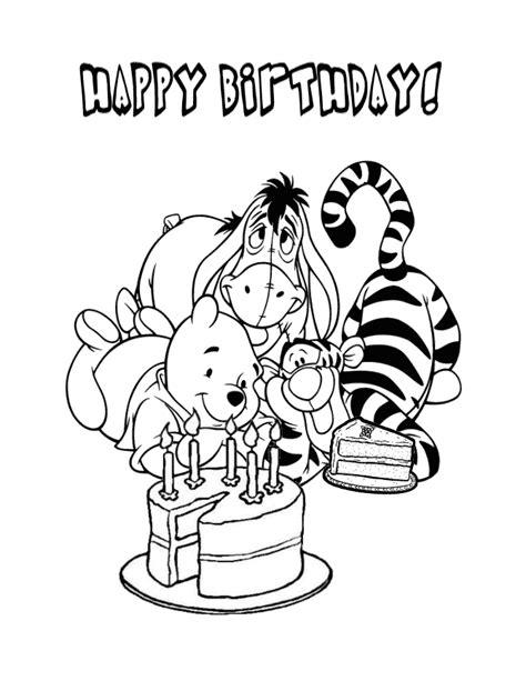 winnie pooh birthday cake on winnie the pooh birthday