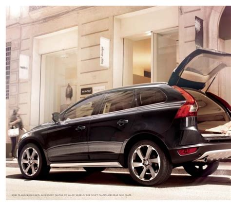 Volvo Dealership Nyc 2013 Volvo Xc60 Brochure New York Volvo Dealer