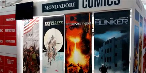 libreria per fumetti mondadori comics