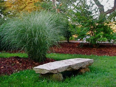 stone outdoor bench 25 best ideas about stone garden bench on pinterest