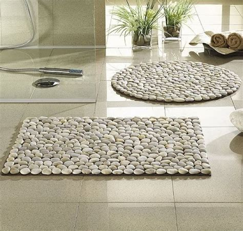 bathroom mat ideas diy stone carpet home design garden architecture blog