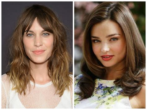 haircut suited for 170 lbs oval face should i get a mid length haircut hair world magazine