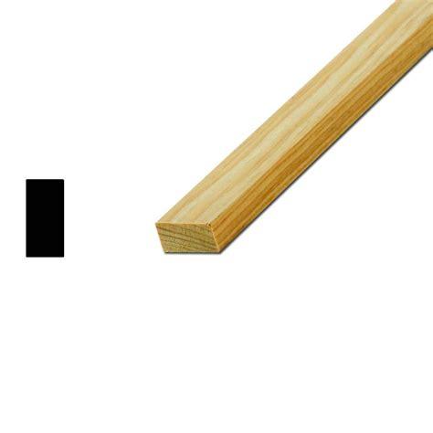 american wood moulding lwm254 3 8 in x 3 4 in pine