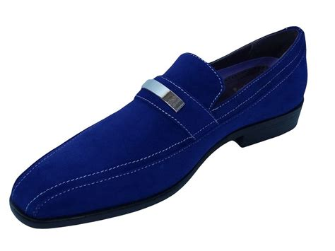s dress casual shoes after midnight 6592 royal blue