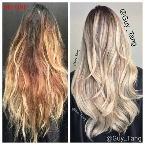 guy tang hair before and after mua dasena1876 movie night qu instagram photo guy tang