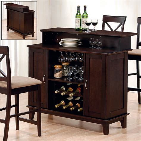 coaster furniture 100218 mix match bar unit atg
