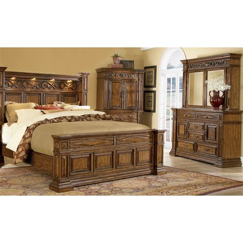 grand bedroom furniture astoria grand chesley panel customizable bedroom set