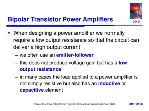 a bipolar transistor is connected to a resistive load ppt power electronics powerpoint presentation id 598653