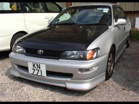 93 97 Toyota Corolla Toyota Corolla 1993 1997 Done Up Funnydog Tv