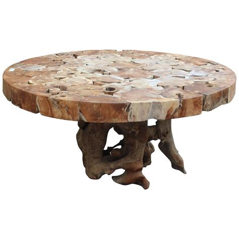 tree cross section table cross section top lychee wood dining table on organic form