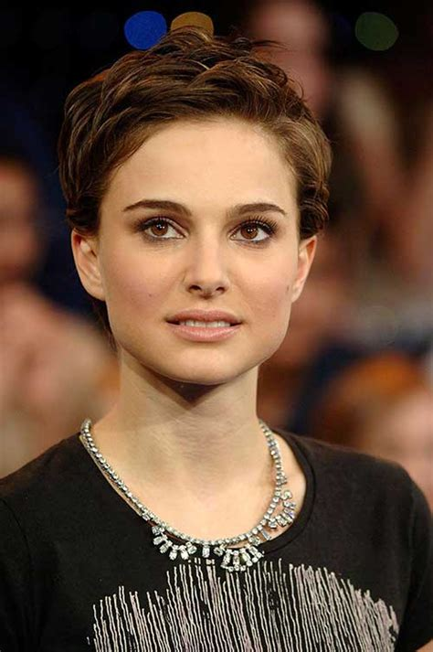 10 best natalie portman pixie cuts short hairstyles 2018 2019 most popular short