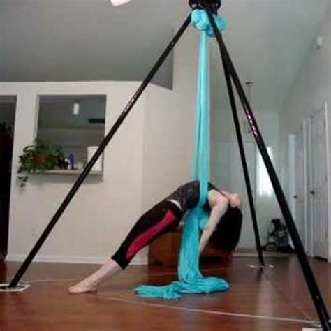 Tripod Dacin freestanding aerial rig http aerialessentials portable rig aerial rig like has this rig