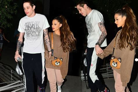 pete davidson house ariana grande house from beverly hills to manhattan