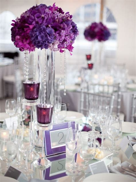 purple themes archives weddings romantique
