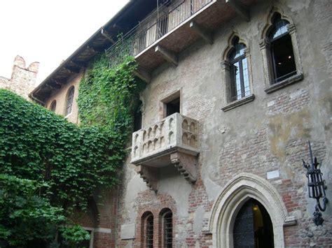 Juliet's Balcony in Verona