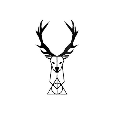 Deathly Hallows Stag 25 best ideas about stag design on elk