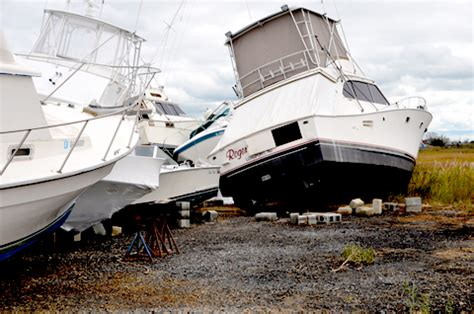 boatus salvage boaters after sandy tips on getting salvage and repairs