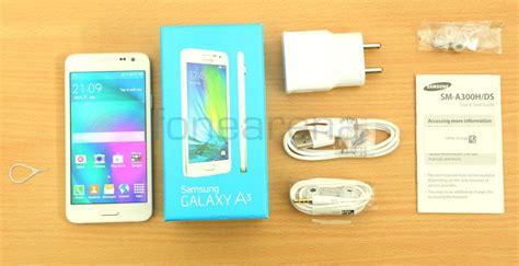 Samsung A3 Eraphone Samsung Galaxy A3 Unboxing