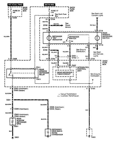 90 Acura Integra Wiring Diagram - Wiring Diagram Networks