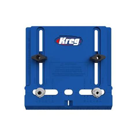 kitchen cabinet hardware jig kreg concealed hinge jig
