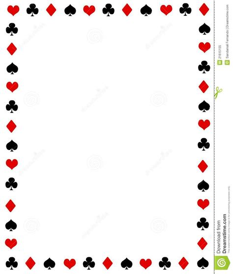 card borders template cards border clipart clipart suggest