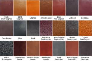 leather colors crispin s blessing more leather colors edward