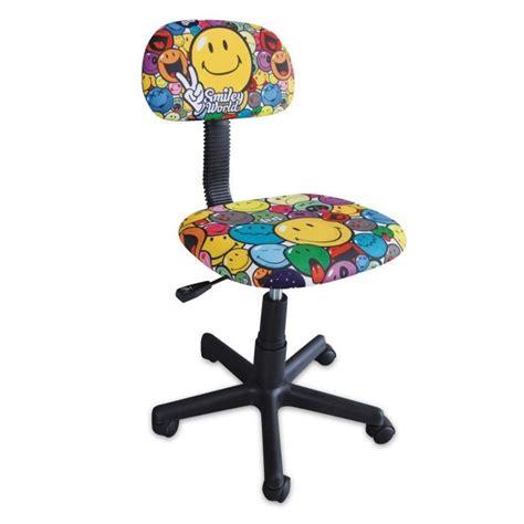 smiley bureau smiley chaise de bureau enfant petit mod 232 le achat