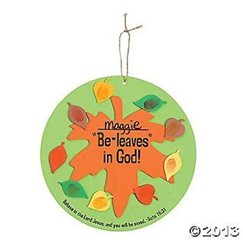 religious crafts for preschoolers fall leaf christian preschool crafts lessons