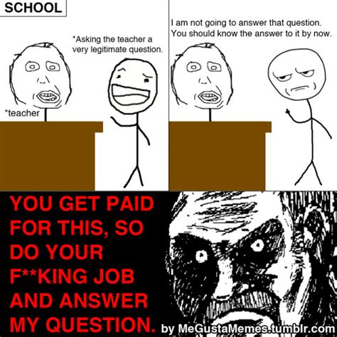 Funny School Meme - just funny stuff