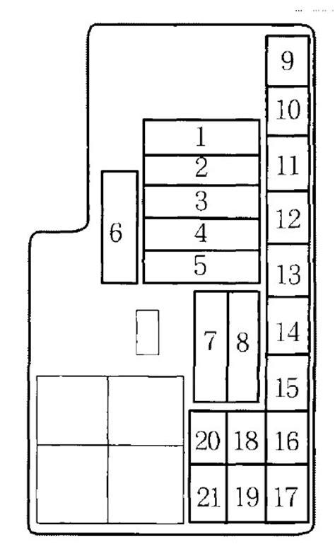 92 prelude fuse diagram 23 wiring diagram images