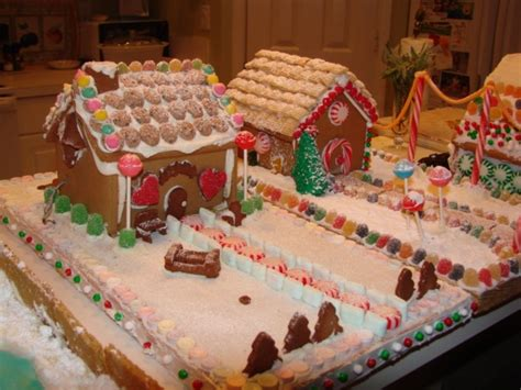 dog gingerbread house gingerbread house with gingerbread quot dog poop quot in the yard