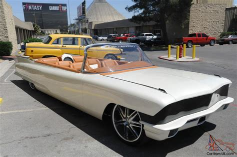 1962 Cadillac Limo by 1962 Cadillac Limo Convertible Sima Custom Showcar