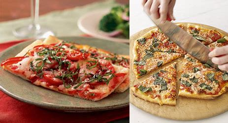 Pizza Margherita Two Ways Ae Beginner Expert pizza margherita two ways beginner expert popsugar food