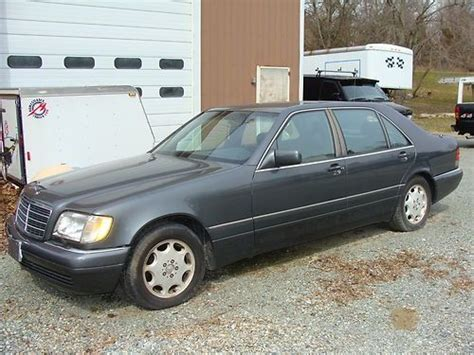 sell used 1995 mercedes benz s320 in port deposit maryland united states