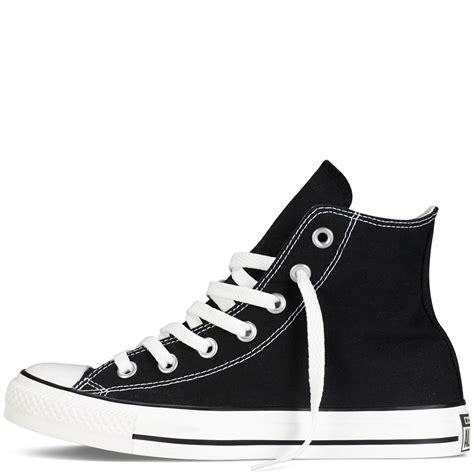 Sepatu Converse High Black chuck all classic colors converse us