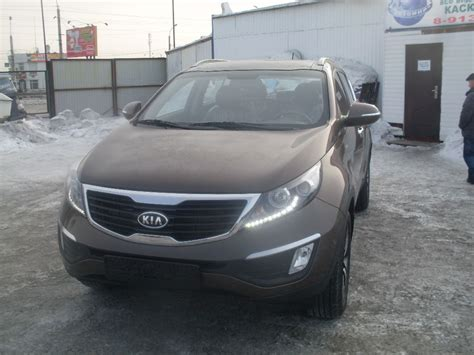 Kia Use Used 2012 Kia Sportage Photos 2400cc Automatic For Sale