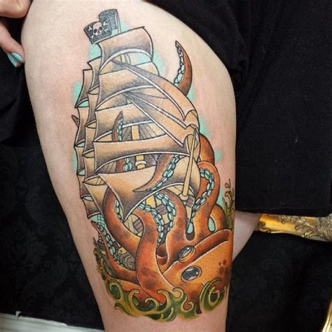 boat or ship meaning best 25 pirate ship tattoos ideas on pinterest pirate