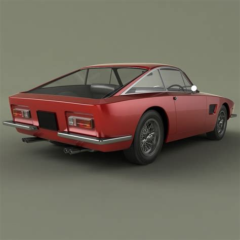 tvr coupe tvr trident coupe 3d model max obj 3ds cgtrader