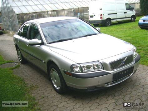 2001 volvo s80 specs 2001 volvo s80 2 0t top car photo and specs