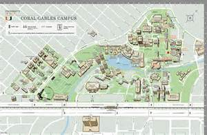 Miami Campus Map by Travel Information