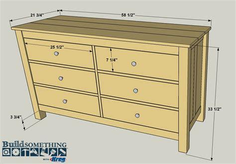 diy 6 drawer dresser plans 6 drawer dresser plans bestdressers 2017