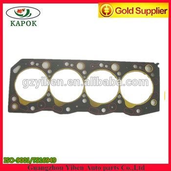 Packing Cylinder Haice Disel Lh11 trade price cylinder gasket 5l diesel engine used