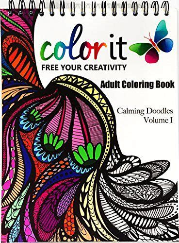 calming therapy anti stress coloring book 167 best images about let s color on coloring