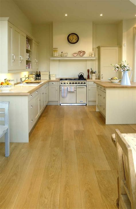 Wood Floor In Kitchen Wood Floor Company Smugglers Way
