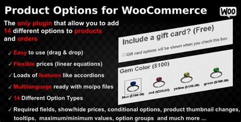 product options for woocommerce v4 133 plugin