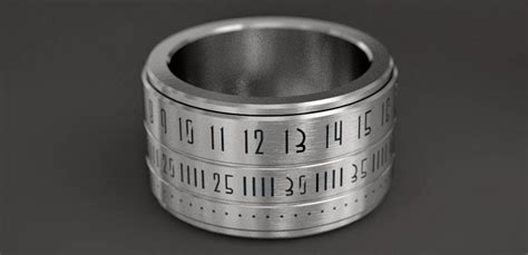 mechanical jewelry the ring clock me mechanical