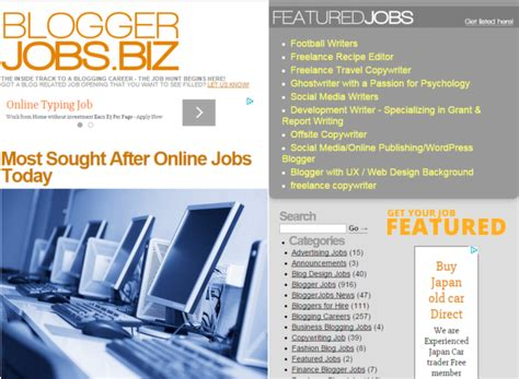 blogger jobs 15 places to find blogging jobs
