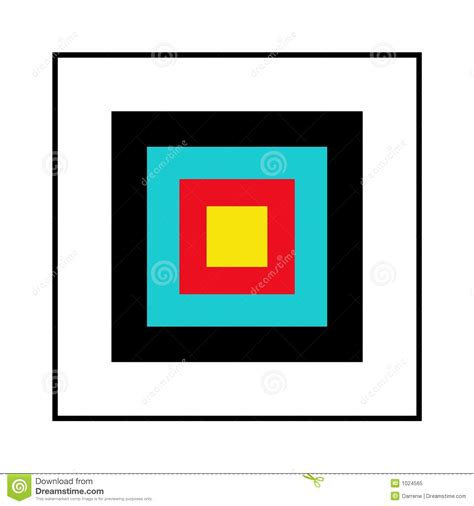 sq stock square target royalty free stock photo image 1024565