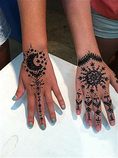 henna tattoo virginia beach henna and painted temporary tattoos in virginia beach va