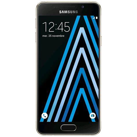 Hp Samsung A3 Gold samsung galaxy a3 2016 16gb dor 233 sm a310f expansys